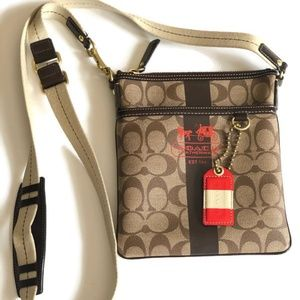 COACH Heritage Crossbody Bag